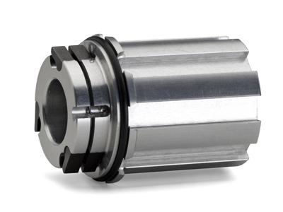 Kassettehylster til Elite Turbo Muin hometrainer - Til Shimano 9, 10 og 11 gears kassette