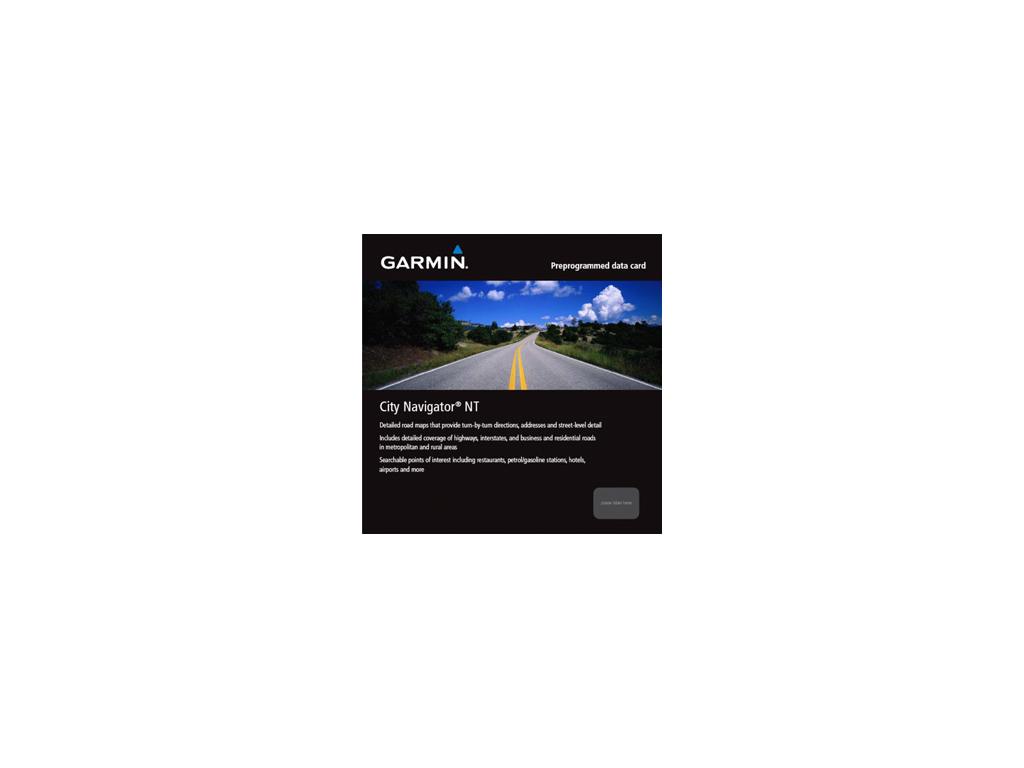 Image of   Europakort Garmin MicroSD kort