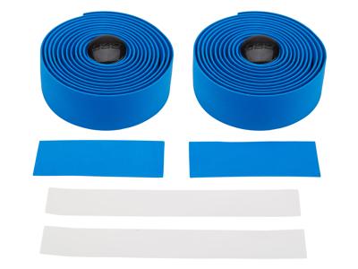 Styrbånd BBB syntetisk kork blå