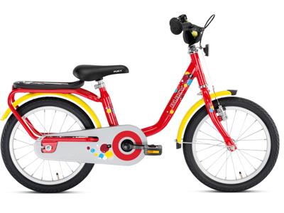 "Børnecykel Puky Z 6 stål 16"" Rød"