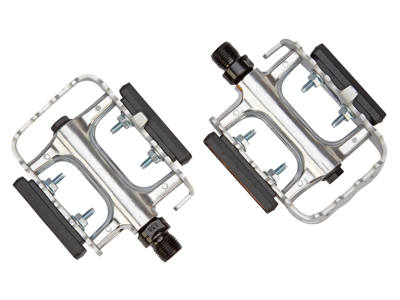 Bike Attitude - MTB pedal - alu/sølv - VP 196