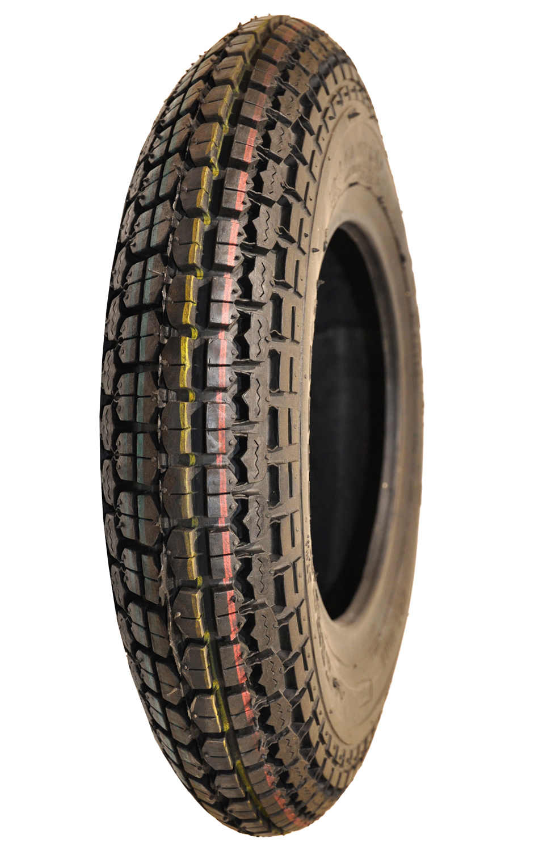 Mooncar dæk 8 x 3,50 med 4 bæltelag | Tyres
