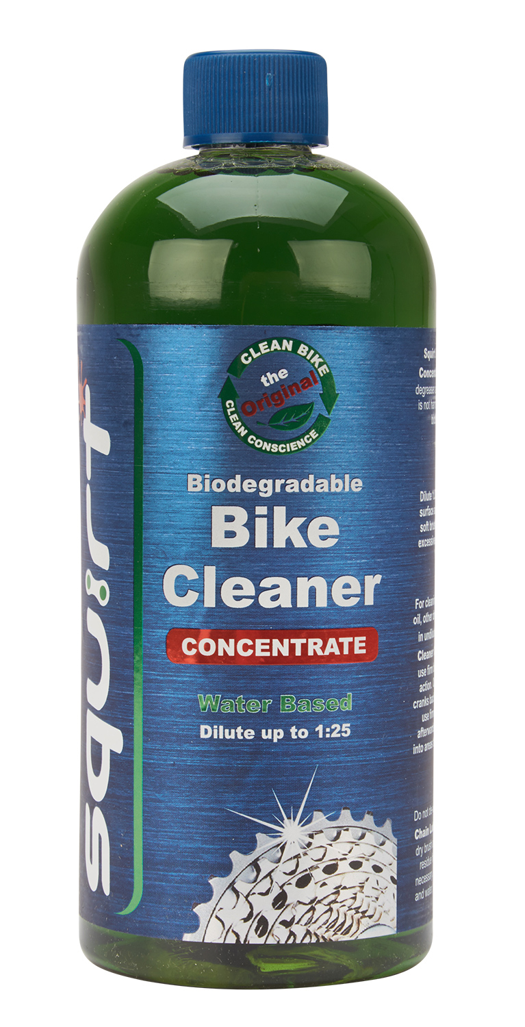 Bio bike Cleaner koncentrat 1:25 Squirt 500ml   polish_and_lubricant_component