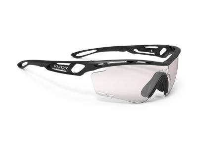 Rudy Project Tralyx - Löpar- och cykelglasögon - Impactx Fotokromatiska 2 - Mattsvart