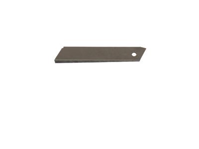 Segmentblad Würth 10 stk.18mm bred til stor hobbykniv
