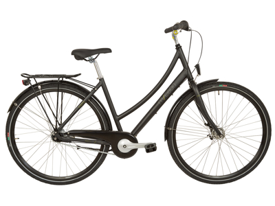 Micado Shopping - Citybike - Dame - 7 gear - Matsort