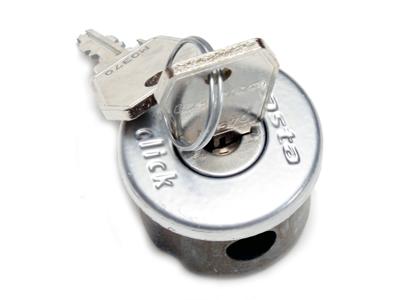 Låsecylinder Basta Click2 lås