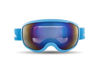 Trespass Hawkeye - Goggels med dobbelt linse - Mat blå