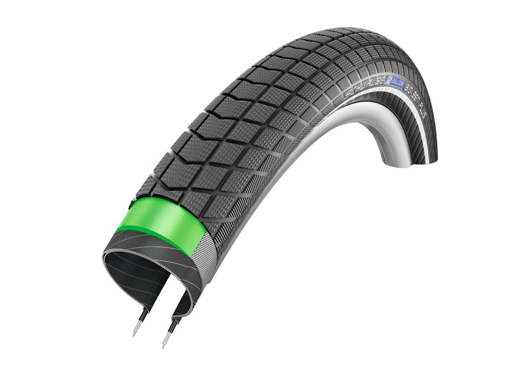 Schwalbe Big Ben Plus Tråddæk - 28x2,00 (50-622)