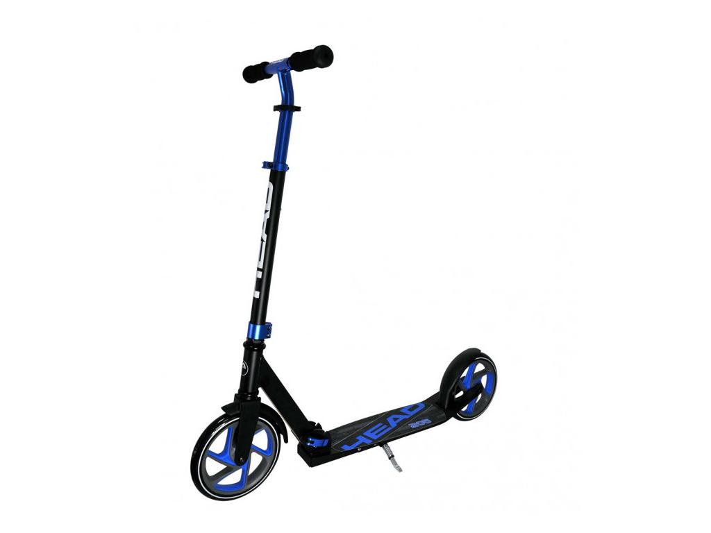 Image of   HEAD Urban 205 - Løbehjul med 205mm hjul til børn og voksne - Sort/Blå