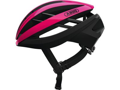Abus Aventor - Cykelhjelm - Fuchsia pink