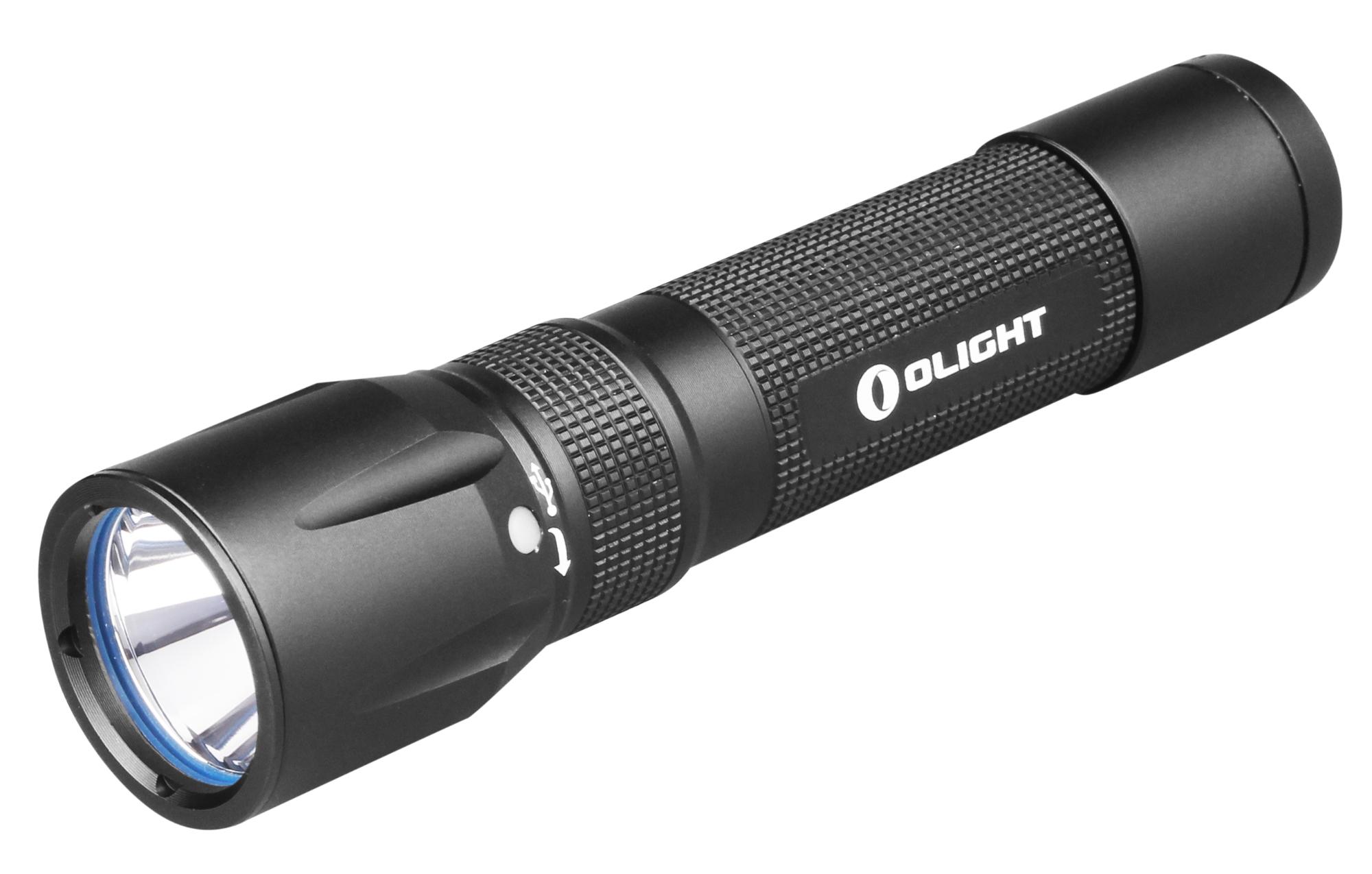 Olight R20 Javelot - Håndlygte - Genopladelig - Sort   Flashlight