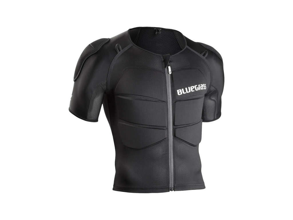 Image of   Bluegrass Body Armour B&S D30 - Rygskjold - Str. S