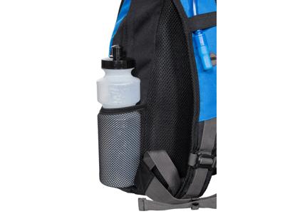 Trespass Slake Blue - Drikkerygsæk - 15 liter med 2L blære - Blå