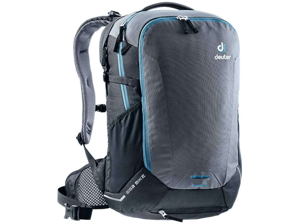Image of   Deuter Giga Bike - Rygsæk 28 liter - Grå/Sort