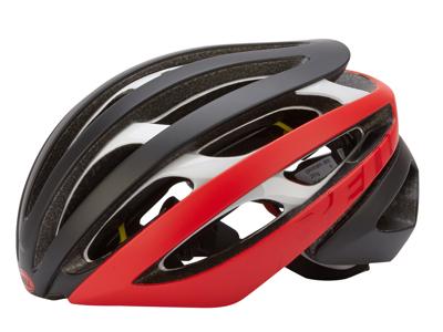 Bell - Zephyr - MIPS - Cykelhjelm - Sort/Rød/Hvid