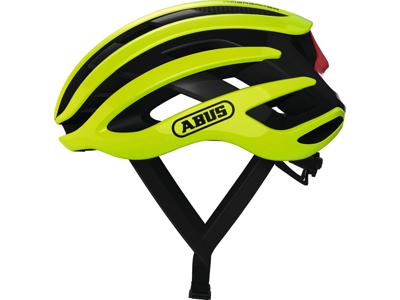 Abus AirBreaker - Cykelhjelm - Neon gul