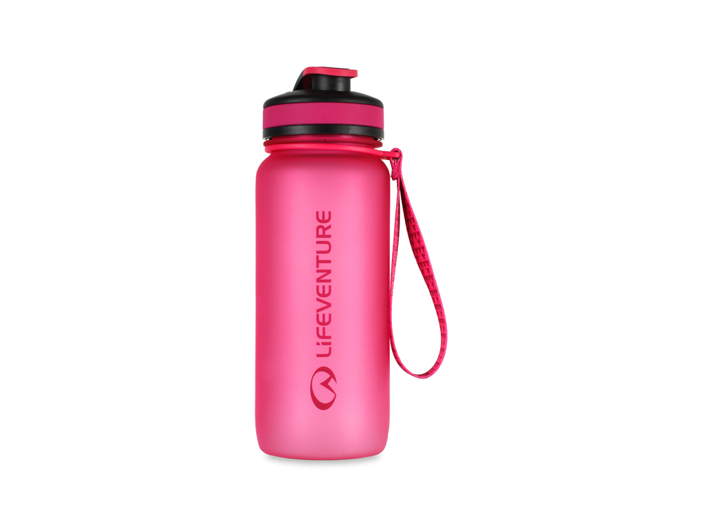 Image of   LifeVenture Tritan Bottle - Drikkeflaske - 0,65 l - Pink