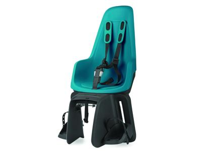 Bobike One Maxi - Barnestol til bagagebærer - Bahamas-Blå