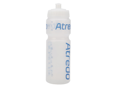 Atredo - Vattenflaska - 750 ml - Transparent