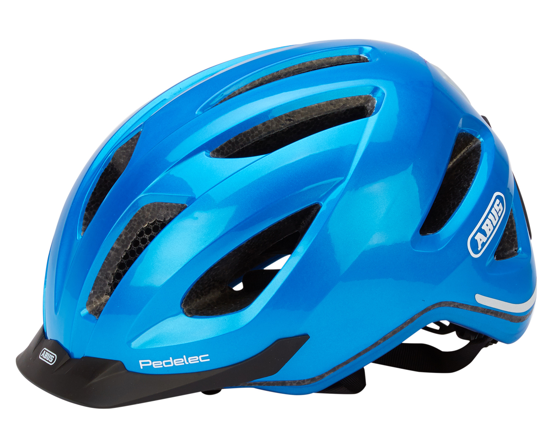 Abus Pedelec 1.1 Hjelm Blå (Steel Blue)   Helmets