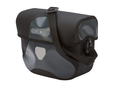 Ortlieb - Ultimate 6 Classic - Grå/Sort - 7 liter