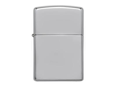 Zippo High Polish Chrome - Lighter - Poleret krom