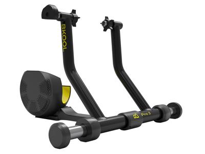 BKOOL Smart Pro 3 - Cykeltrainer - 1200 watt - Svart/Gul