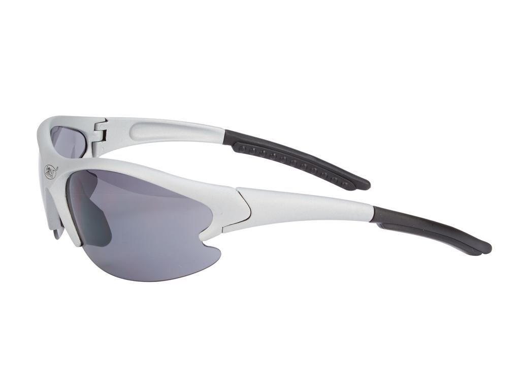 Gobi - Løbe- og cykelbrille - Matsølv