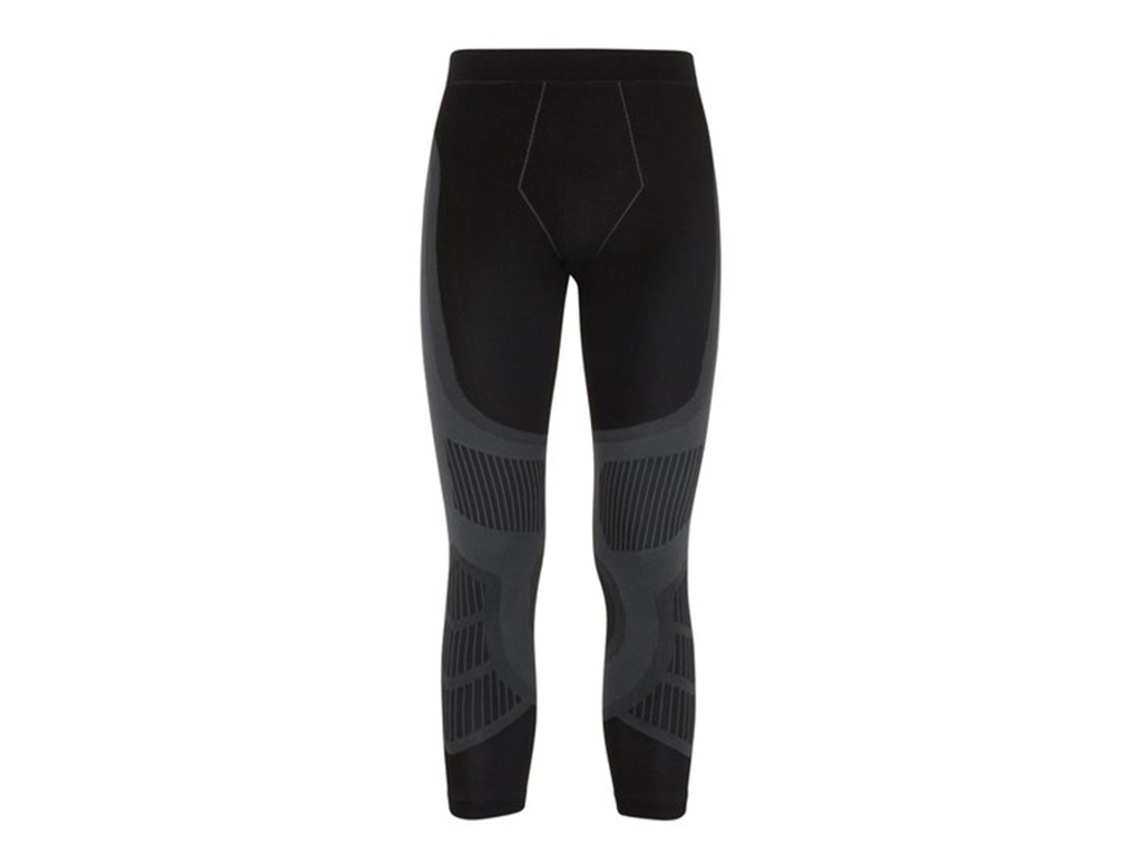 Image of   Diadora - Pant ACT - Lange løbetights - Herre - Sort
