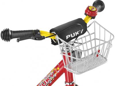 Kurv til styr for Puky børnecykler
