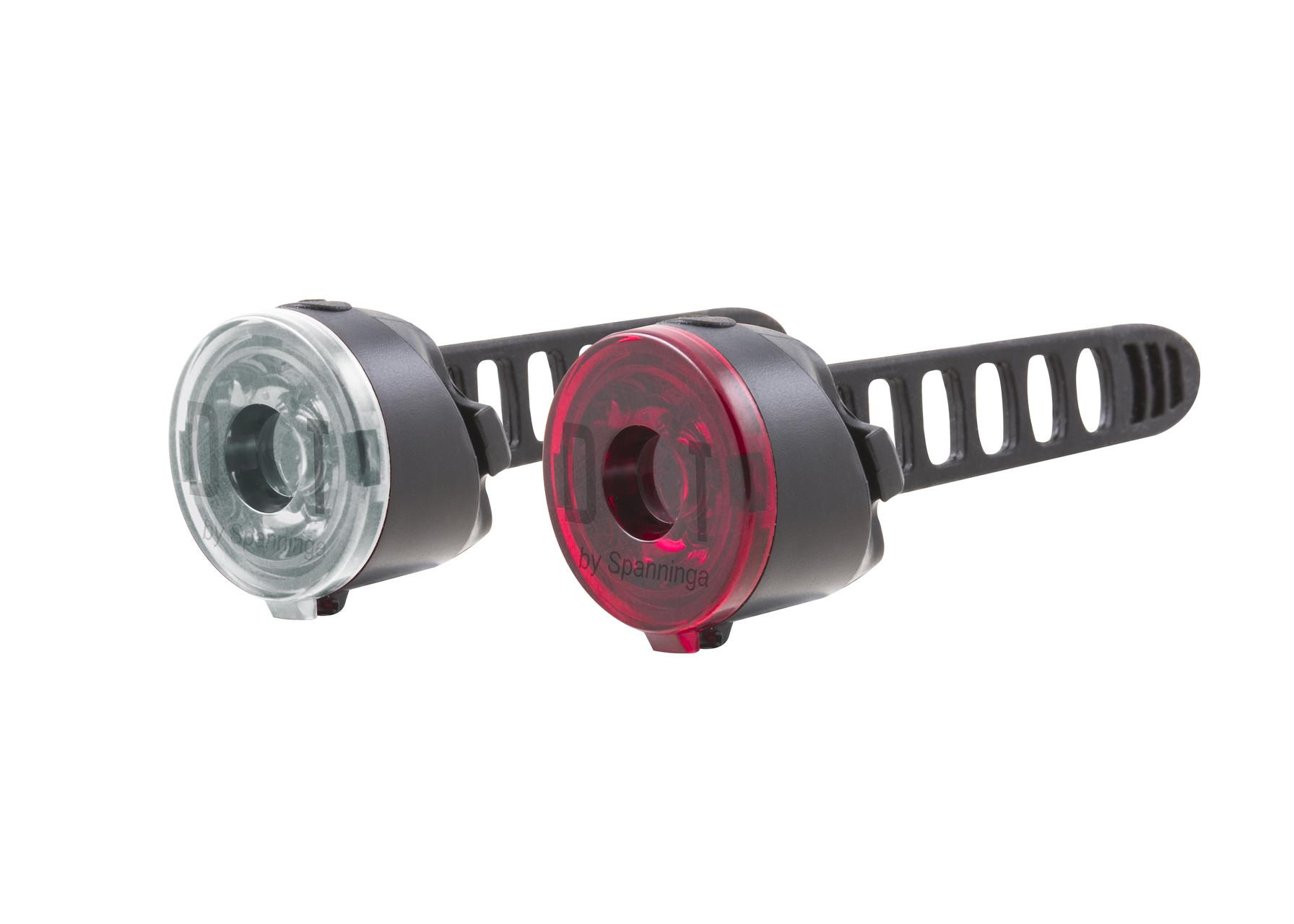 Spanninga Dot lygtesæt - 2 funktioner - 10 Lumen | Light Set