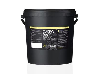 PurePower Carbo Race - Elektrolyt energidrik -  Hyldeblomst - 5 kg