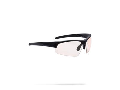 BBB Impress Reader - Fotokromiske cykelbriller med læsestyrke - Sort