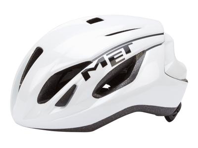 Met Strale - Cykelhjelm - Hvid