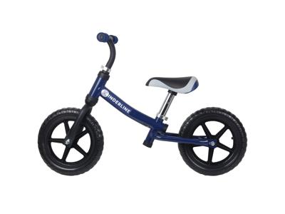 """Kinderline II - Løbecykel - Med 12"""" EVA foam dæk - Blå"""