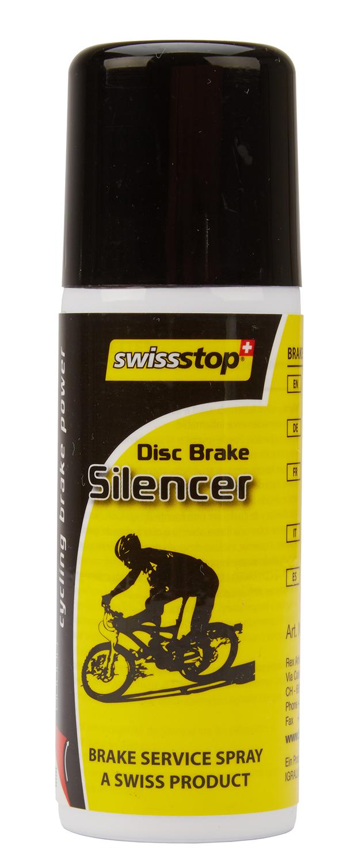 Silencer Swissstop 50ml. | Brake pads