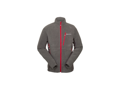 Montane Volt Jacket - Fleecejakke - Mand - Grå