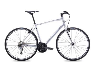 Marin Fairfax SC2 - Citybike - Matsølv