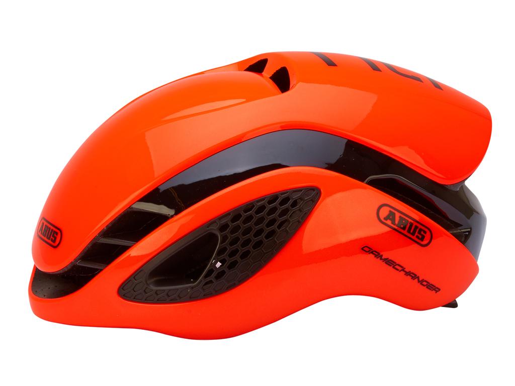 Image of   Abus GameChanger - Aero cykelhjelm - Orange - Str. 51-55cm