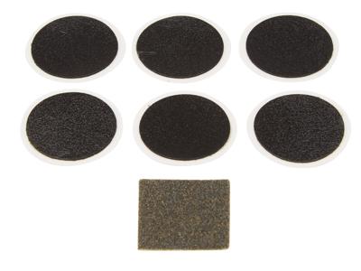 OnGear - Patches - sett - uten lim - 6 stk