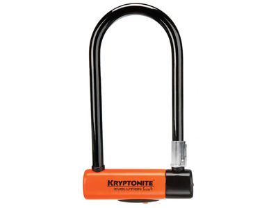 Kryptonite bygellås - Evolution Series 4 - U-Lock - Flexframe
