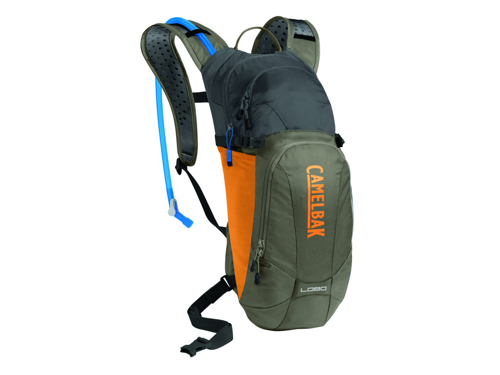Image of   Camelbak LOBO - Rygsæk 9L med 3 L vandreservior - Shadow Grey/Charcoal