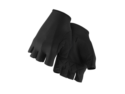 Assos RS Aero SF Gloves - Cykelhandske Kort - Sort - Str. XLG
