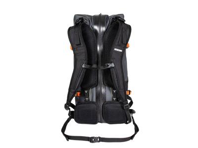 Ortlieb Atrack BP - Vandtæt rygsæk - Sort/grå - 25 liter