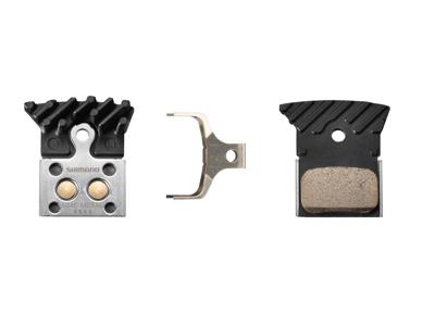 Shimano L04C Metal - Bremseklods til Dura Ace og Ultegra Skivebremser