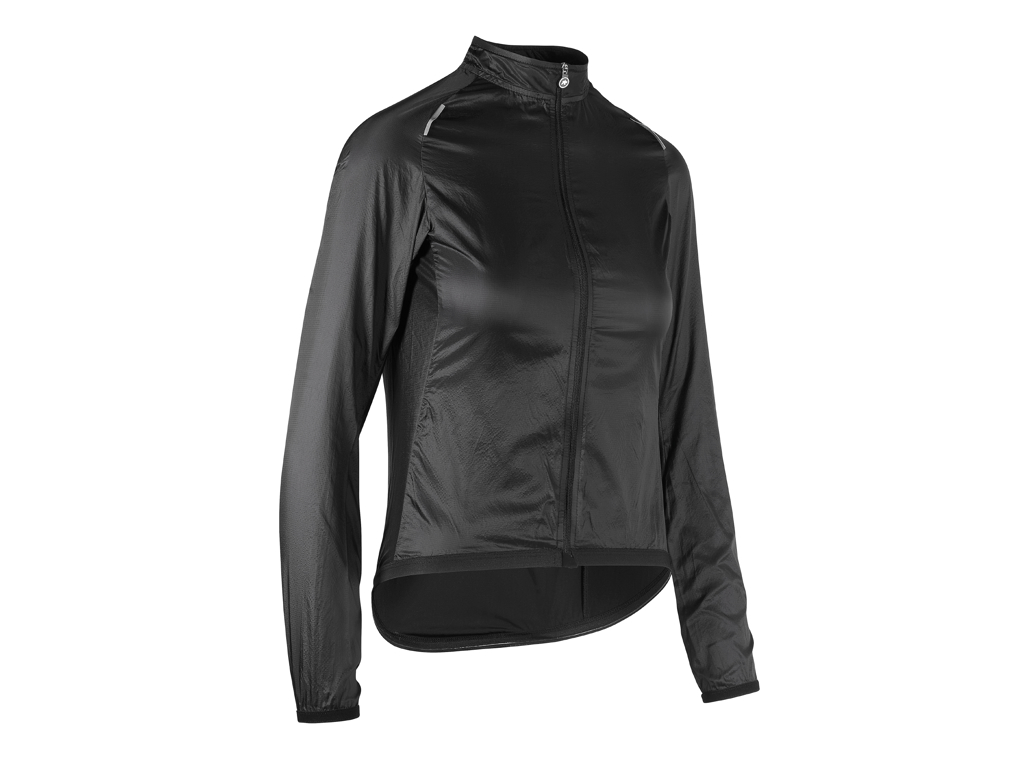Assos Uma GT Wind Jacket - Cykeljakke - Dame - Sort - Str. XL