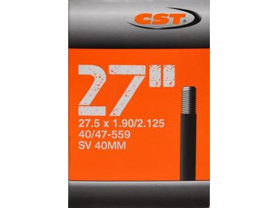 CST Slange - 27,5 x 1,90-2,125 - 40mm autoventil