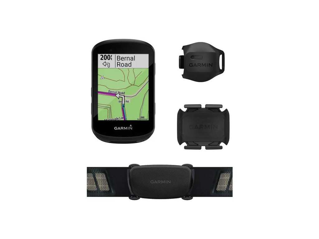 Garmin Edge 530 Performance Bundle - GPS Cykelcomputer thumbnail