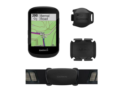 Garmin Edge 530 Performance Bundle - GPS Cykeldator